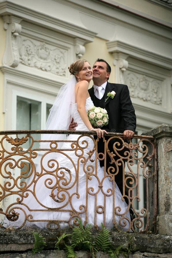 Download Wedding couple stock image. Image of flirting, elegance - 11004509