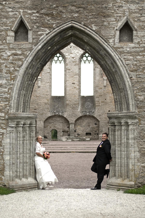 Download Wedding couple stock image. Image of plus, size, ruins - 12958127