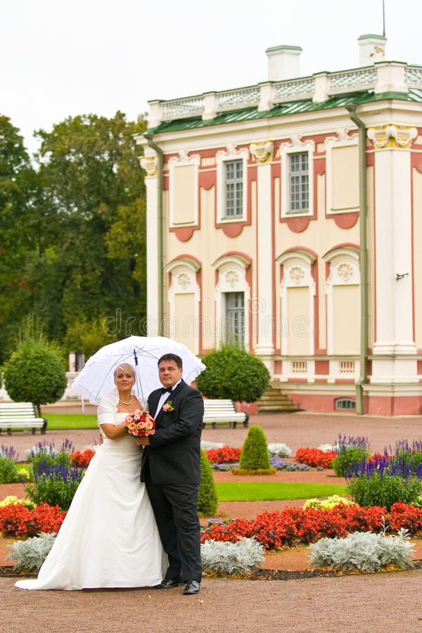 Download Wedding couple stock photo. Image of castle, romance - 13071600