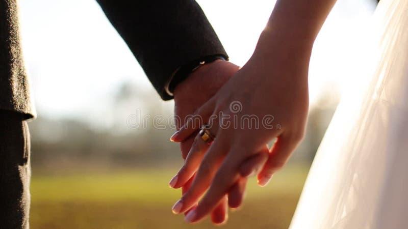 Wedding Holding Hands