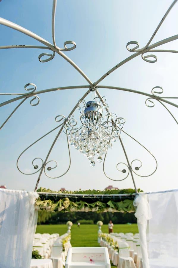 Download Wedding crystal chandelier stock image. Image of love - 28169547