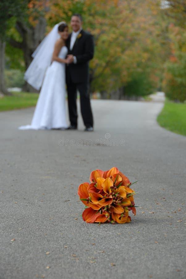 Wedding day stock photography