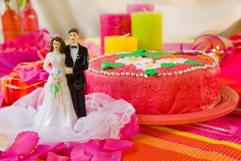 Download Wedding day stock photo. Image of wrapped, cheerful, colorful - 16786554