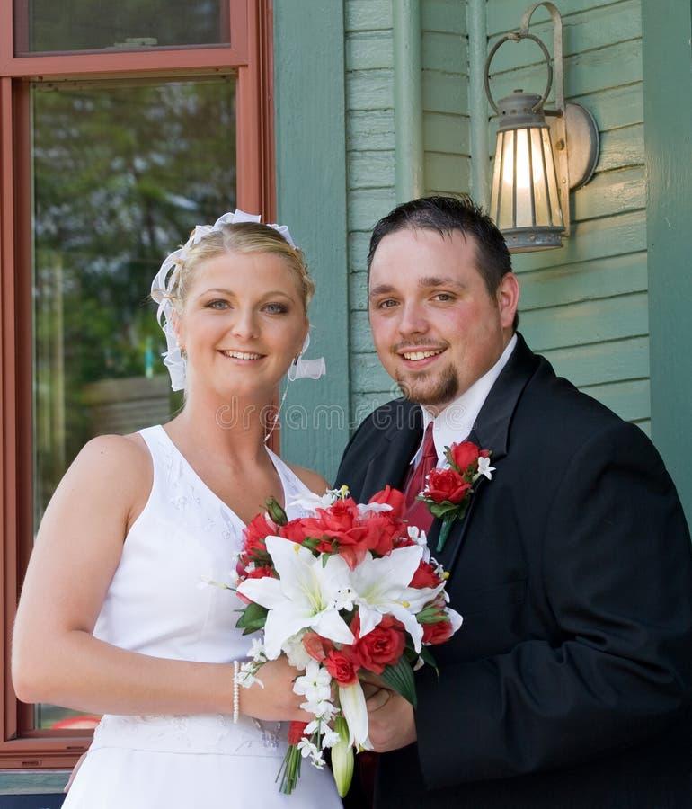 Download Wedding Day stock image. Image of mates, brides, loving - 5950055