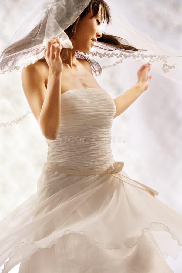 Download Wedding day stock photo. Image of pretty, celebrate, dress - 7637292