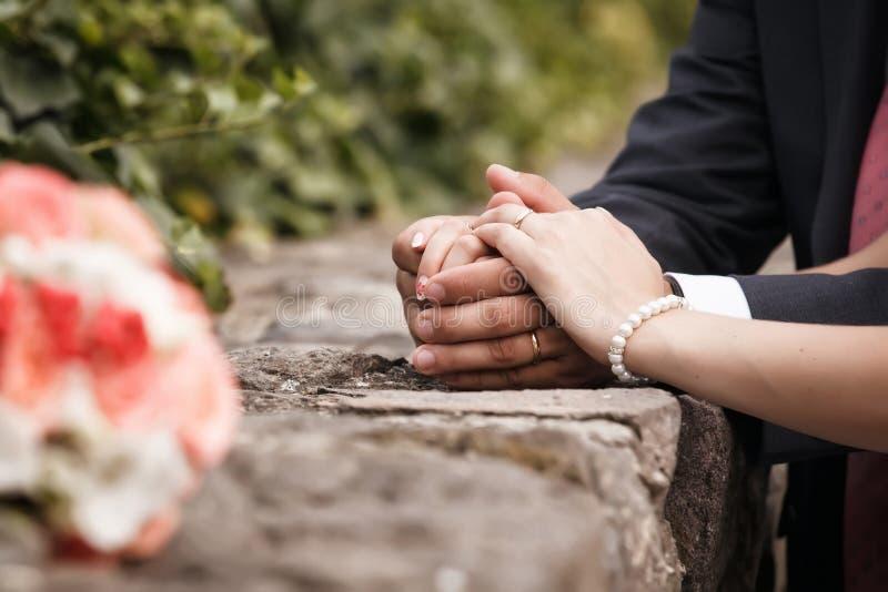 Wedding day. stock image