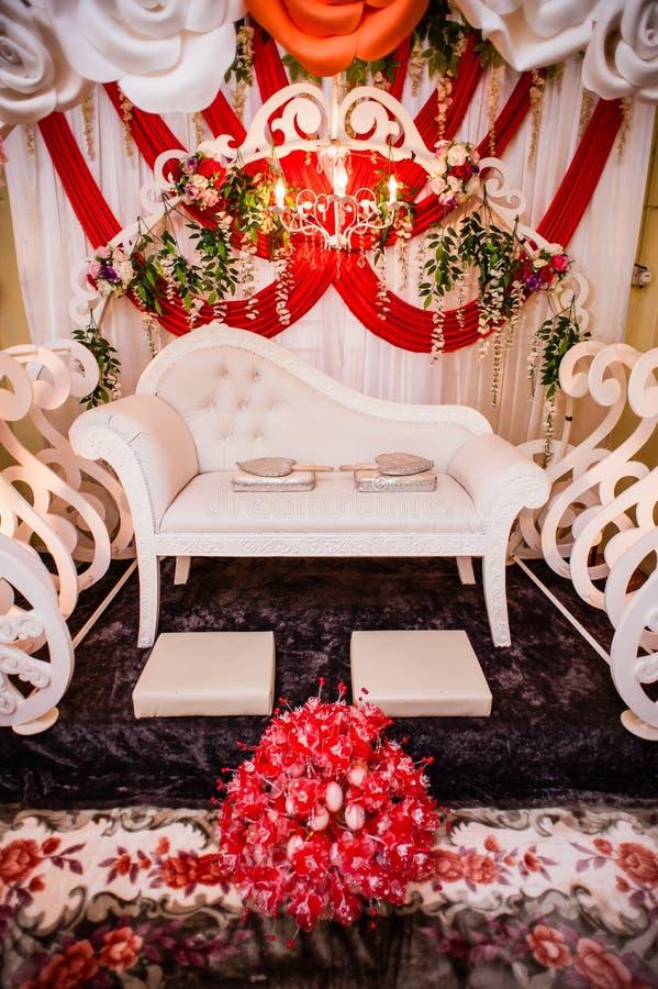 Download Wedding Decoration stock photo. Image of indoor, decoration - 30211352