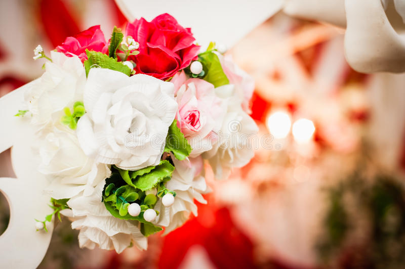 Download Wedding Decoration stock photo. Image of prop, marriage - 30211424