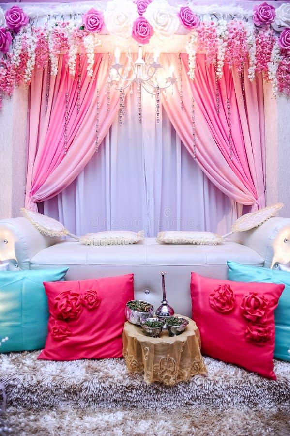Download Wedding Decoration stock image. Image of prop, indoor - 30272937
