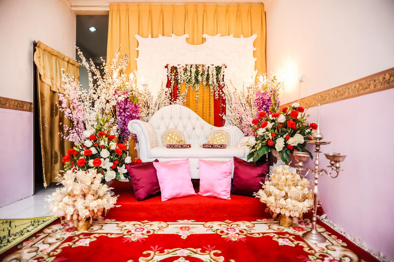 Download Wedding Decoration stock photo. Image of prop, indoor - 30552864