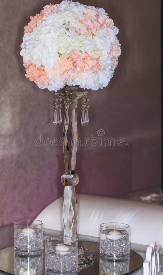 Download Wedding decoration stock image. Image of fashioned, celebrate - 65892231