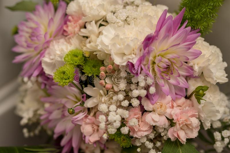 Wedding detail photos are an integral and important part of a Weddings royalty free stock image