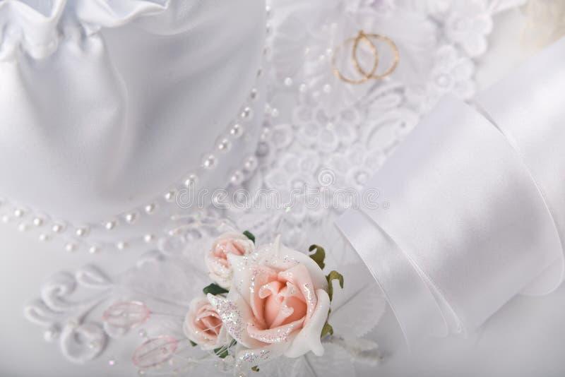 Download Wedding details stock image. Image of fabric, handbag - 4200025