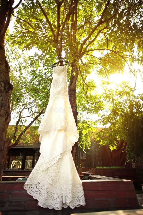 Download Wedding dress stock photo. Image of gown, slim, beautiful - 28954124