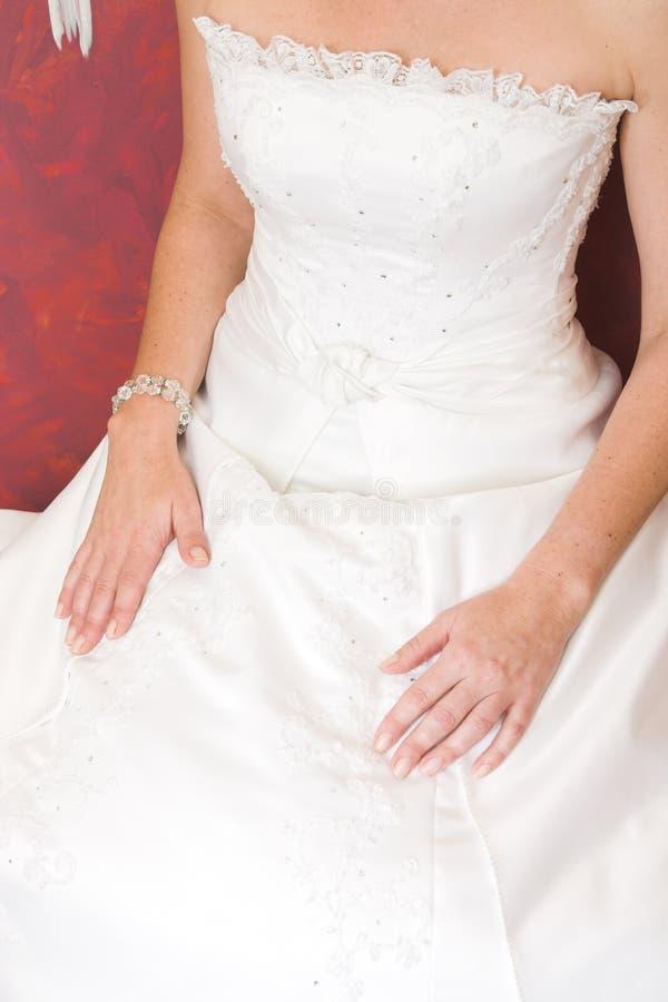 Free Wedding Dress Stock Photo - 9140520
