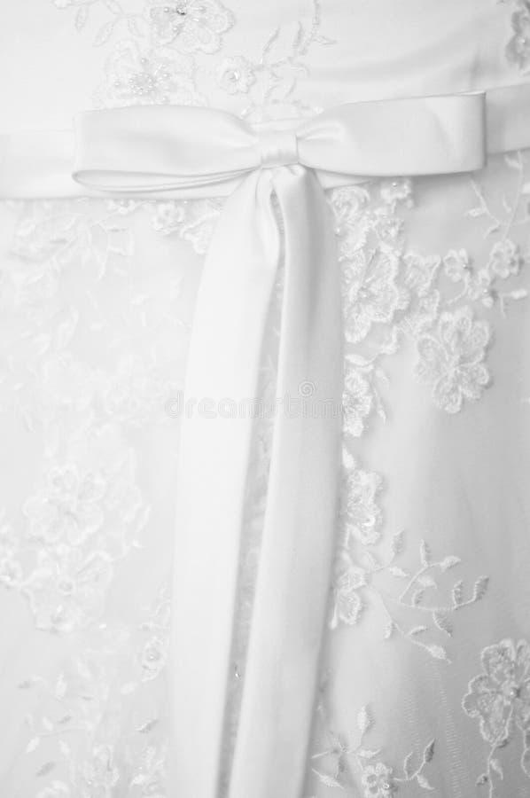 Free Wedding Dress Detail Royalty Free Stock Photos - 14762828