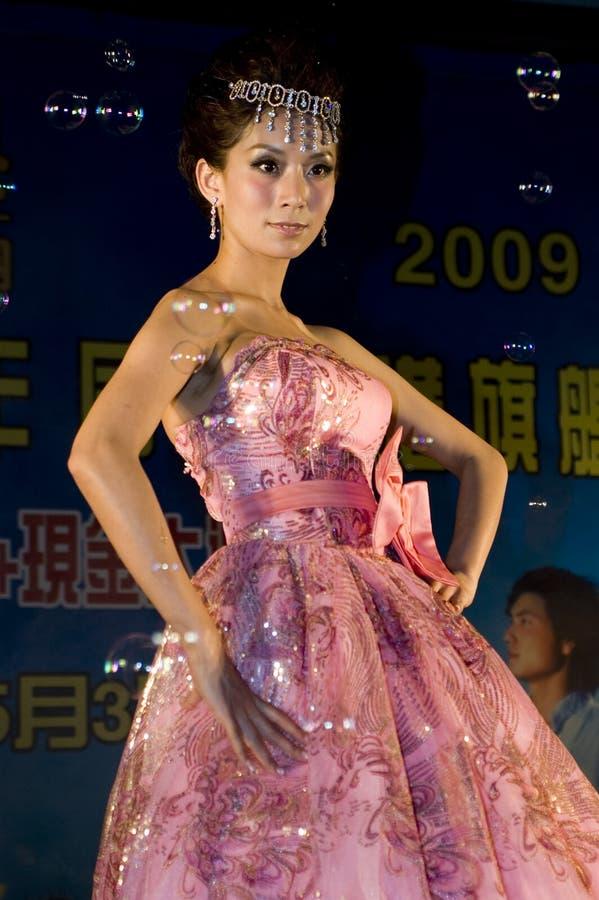 Wedding dress show in China