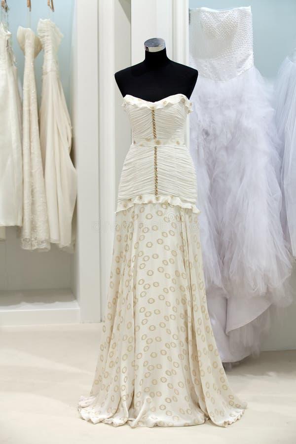 Download Wedding Dress Store Royalty Free Stock Photos - Image: 29296688