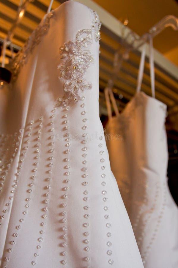 Download Wedding dress. stock photo. Image of apparel, luxury - 36352440