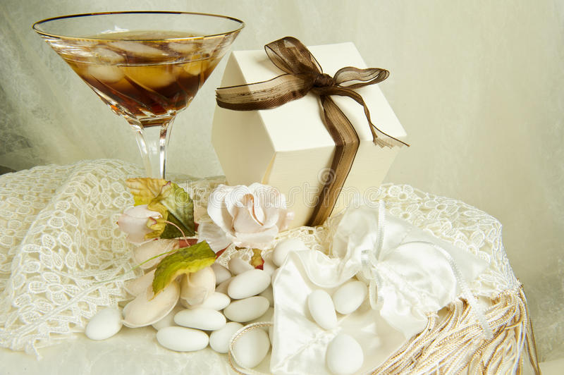 Download Wedding favors _001 stock photo. Image of event, sugar - 18570596