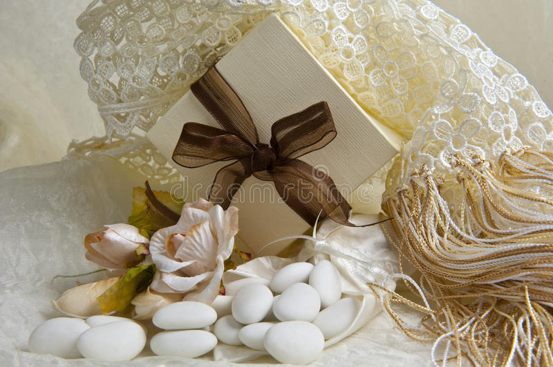 Wedding Favors _009 Royalty Free Stock Images