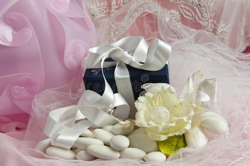 Wedding favors _013 royalty free stock photography