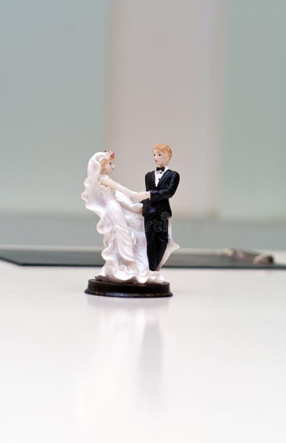 Free Wedding Figurines. Stock Photos - 11946803