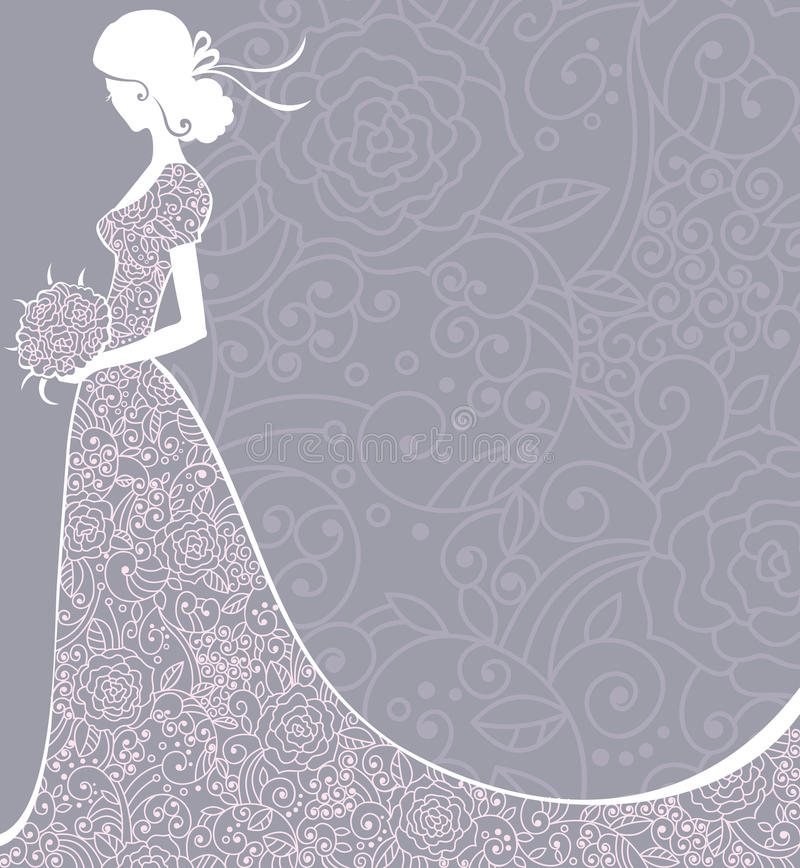 Download Wedding background stock vector. Illustration of beauty - 30017324