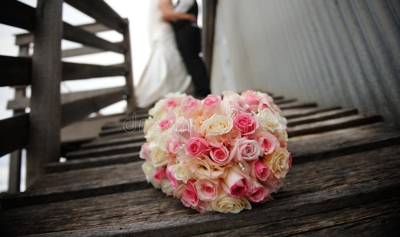 Download Wedding Flowers stock photo. Image of bouquet, roses - 21128356