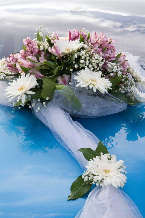 Wedding Flowers Bouquet Stock Photo