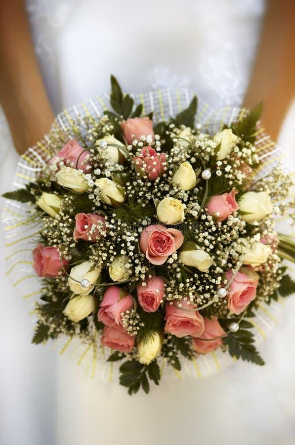 Wedding flowers(soft f/x) royalty free stock photo
