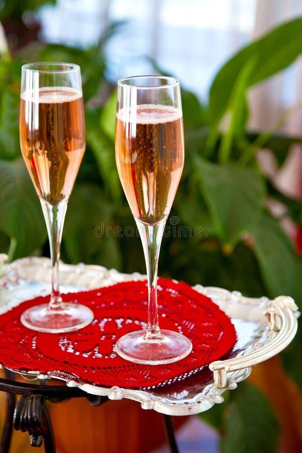 Download Wedding glasses stock photo. Image of event, fizz, wedding - 27080136
