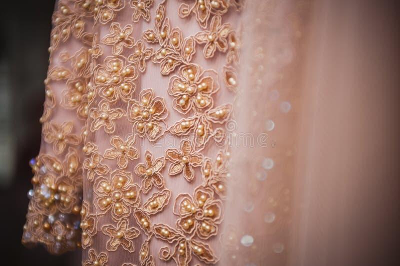 Wedding Gown royalty free stock photos