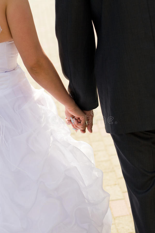 Download Wedding Hands Of The Enamoured Royalty Free Stock Photos - Image: 14687368