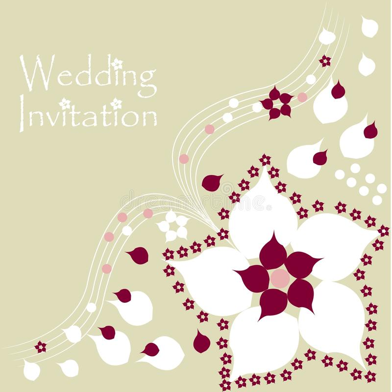 Free Wedding Invitation Royalty Free Stock Photos - 15339748
