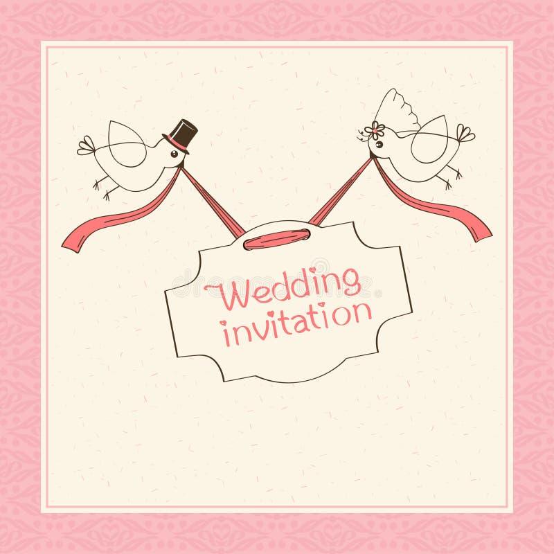 Free Wedding Invitation Stock Image - 30669001