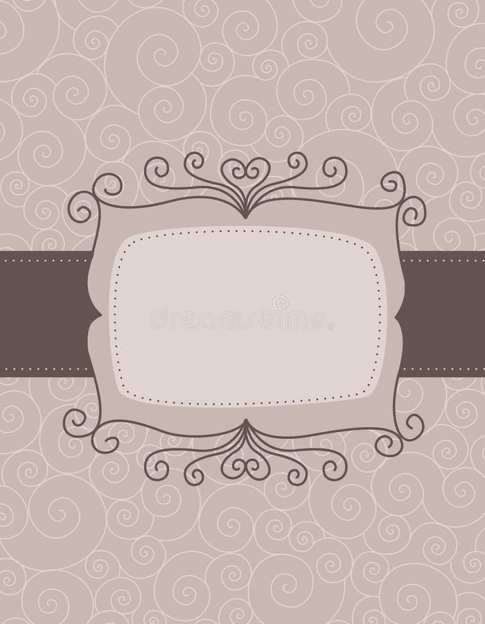 Download Wedding Invitation Background Stock Vector - Image: 24180973
