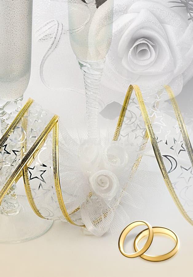 Download Wedding invitation card stock illustration. Image of cherish - 5404319