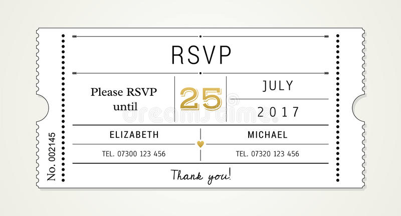 download wedding invitation pt2 template rsvp response card with used fonts