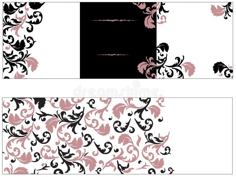 Download Wedding Invite stock vector. Image of ornament, event - 9496056
