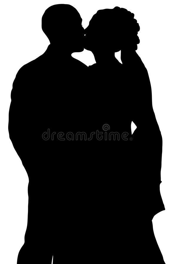 Download Wedding Kiss Royalty Free Stock Photography - Image: 4287427