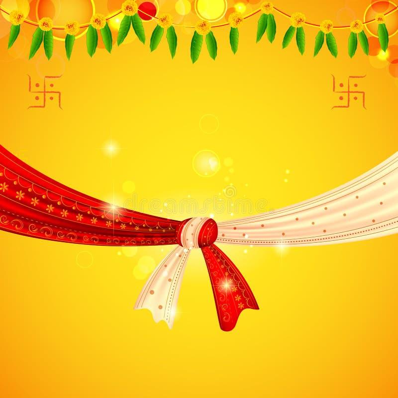 Download Wedding Knot stock vector. Illustration of bond, hindu - 30427123