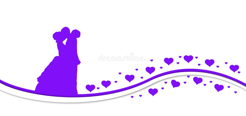 Wedding vector illustration
