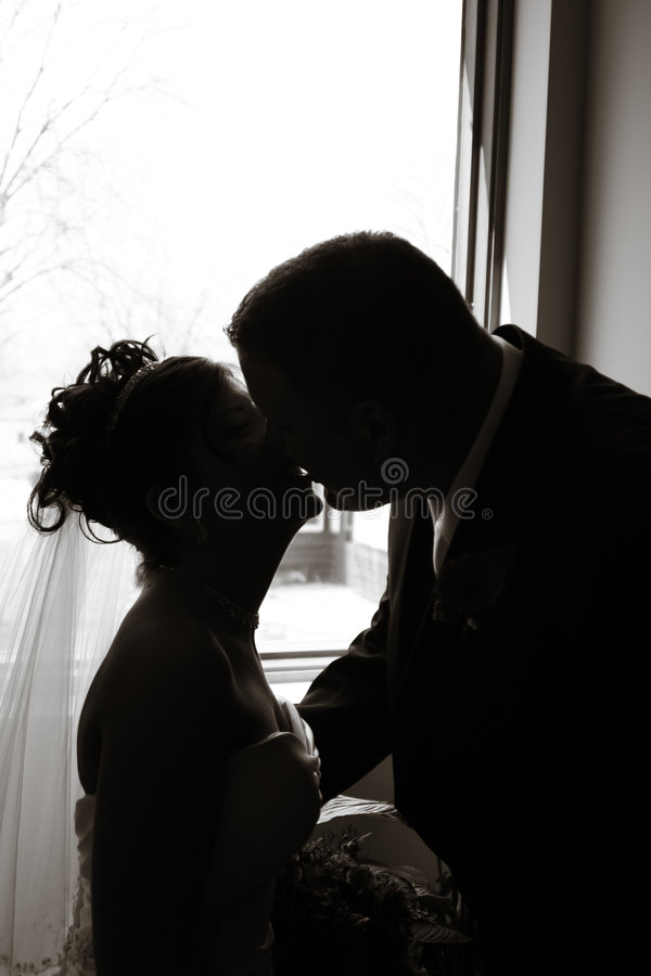 Wedding Love stock photography
