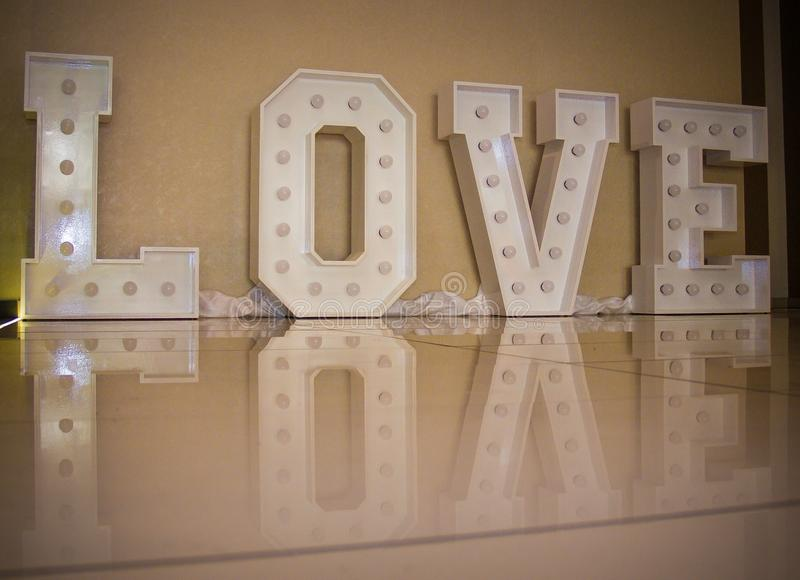 LOVE. Wedding love . all you need is love stock image