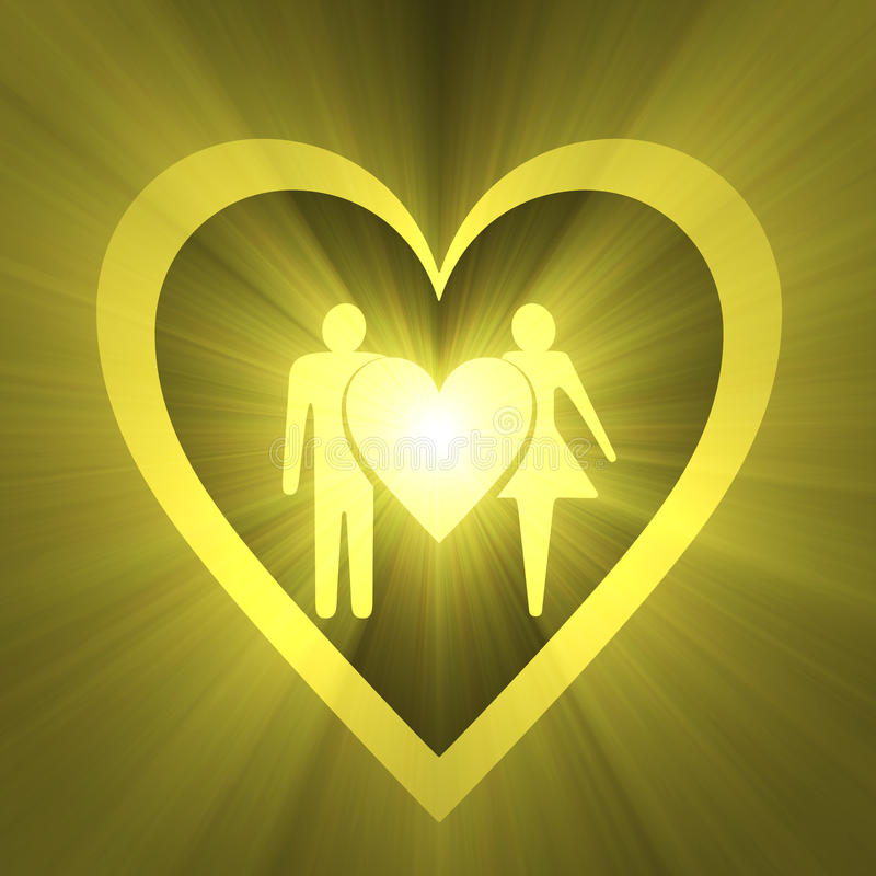 Download Wedding Love Graphic Sign Light Flare Stock Illustration - Image: 31633444