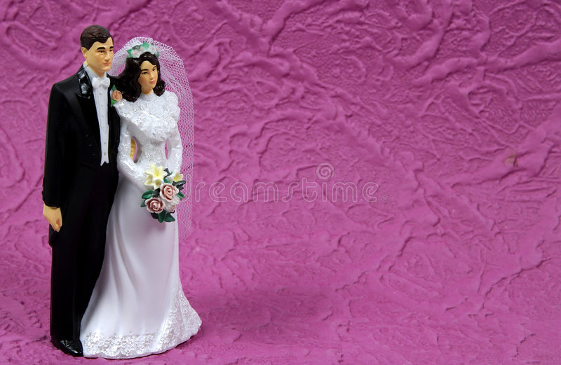 Wedding Ornament 2 stock photo
