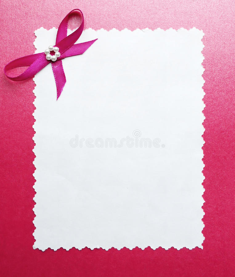 wedding paper card or photo frame border stock image image of