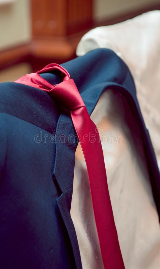 Download Wedding preparation stock image. Image of shirt, cotton - 27824093