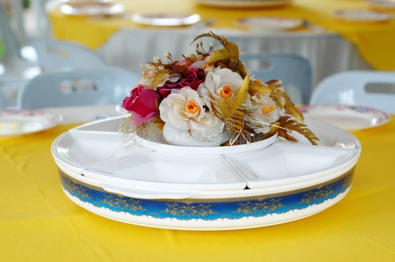 Wedding presentation royalty free stock image